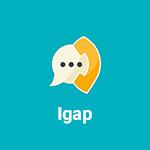 کانال آی گپ لینکدونی ایگپ