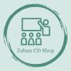 پیج اینستاگرام زبان سی دی شاپ ZabanCDShop